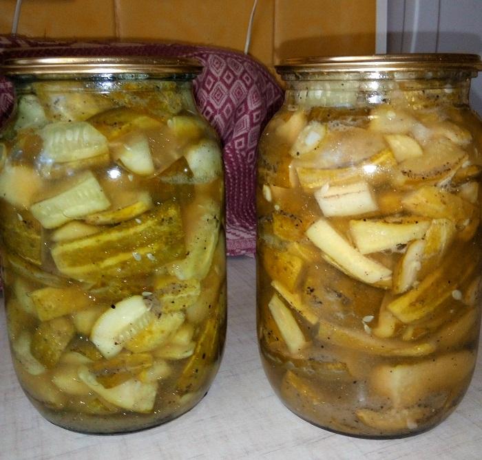 салат из огурцовнежный рецепт