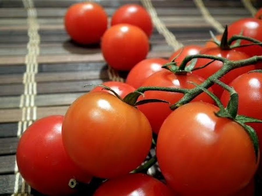 Как заморозить помидоры кусочками на зиму