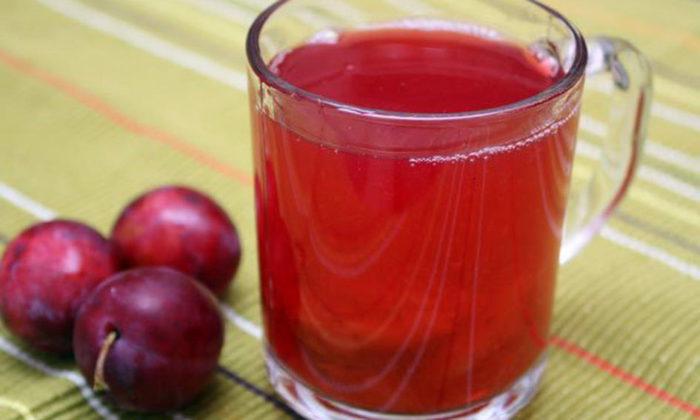 сливовый сок