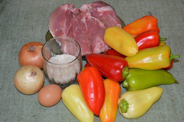 Заморозка перцев фаршированных на зиму в домашних условиях 91