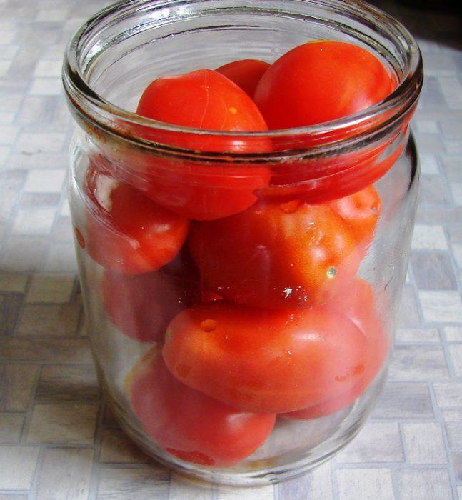 Самые вкусные маринованные помидоры