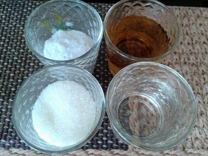 Баклажаны с фасолью на зиму