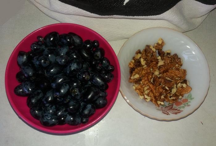 Варенье из винограда в домашних условиях рецепты 452