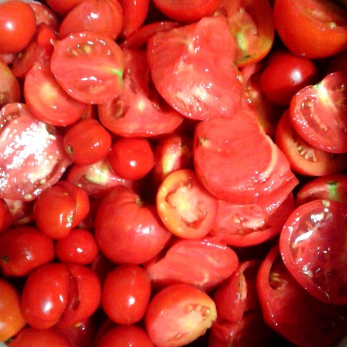 Домашний кетчуп из помидор с крахмалом