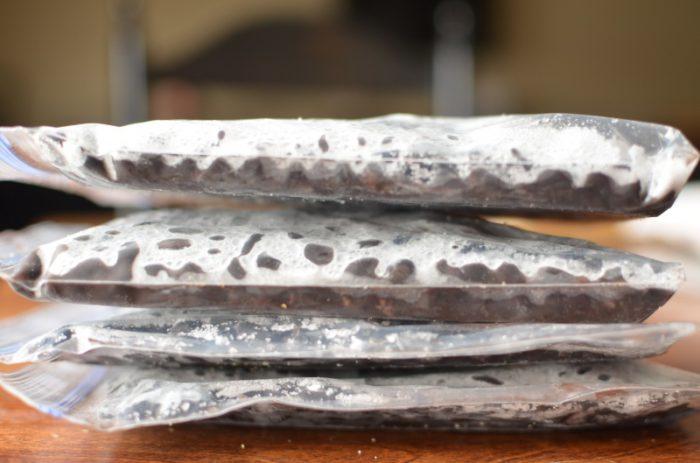 фасоль в вакуумных пакетах