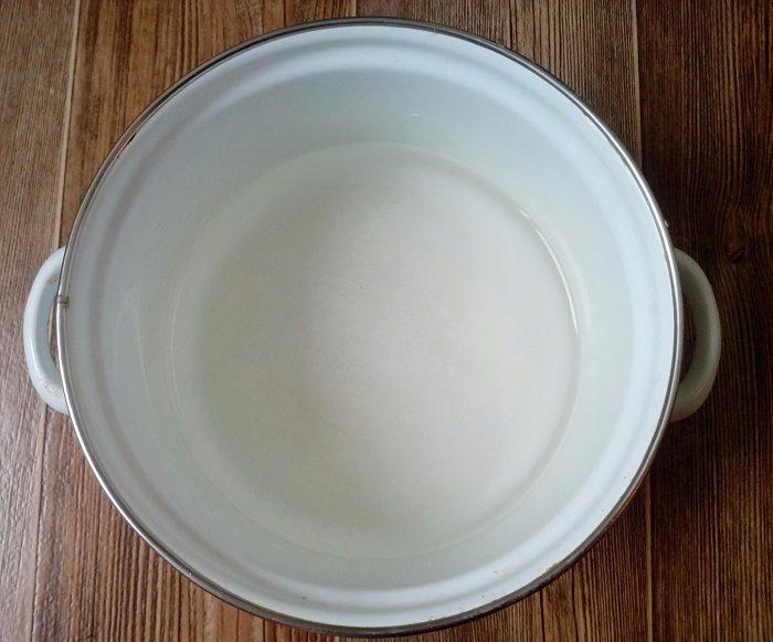Дыня в сиропе с инжиром