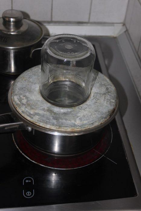 Стерилизация банок для заготовок