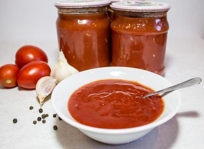 рецепт томатного кетчупа