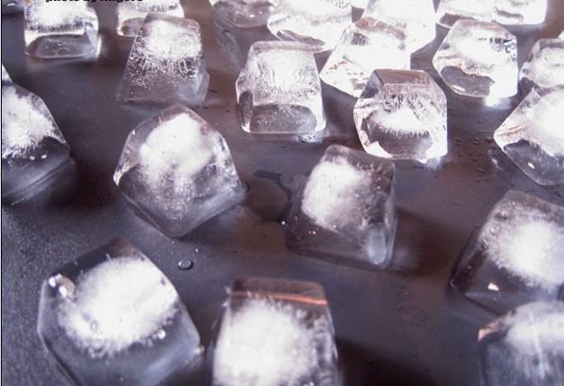 Обычный лед