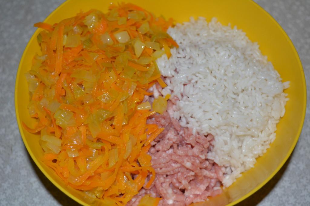 Голубцы с мясом и рисом пошаговый рецепт пошаговый