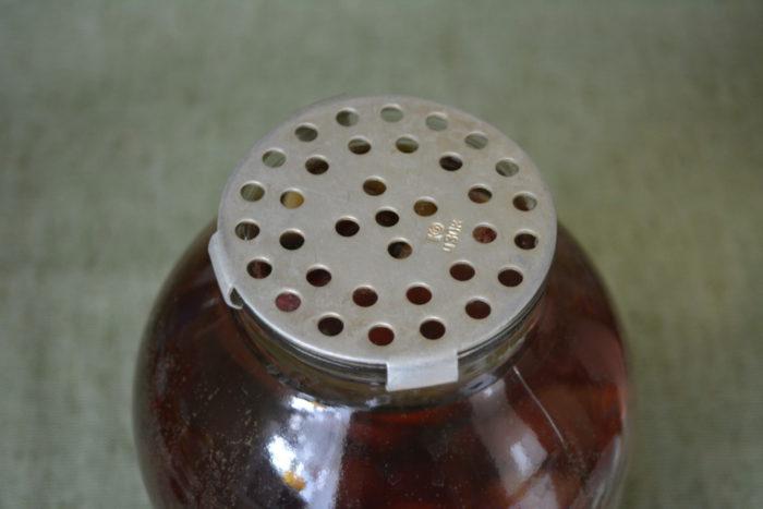 Сетка для слива воды