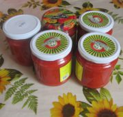 Томатный кетчуп на зиму