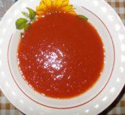 Пикантный томатный соус на зиму