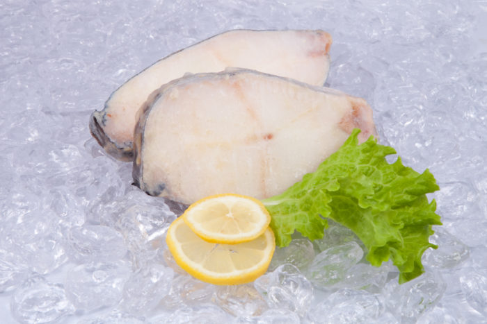 как заморозить рыбу