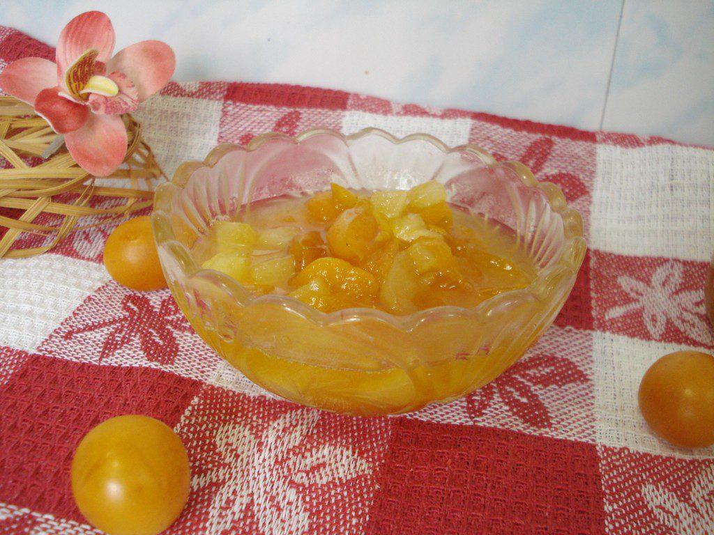 Летний салат рецепт рисунок