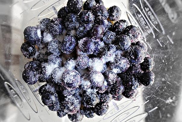 голубика замороженная полезные свойства