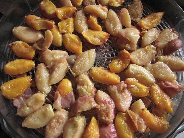 сушёный персик