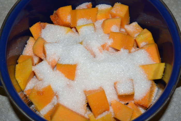 Как сделать цукаты из тыквы в домашних 192