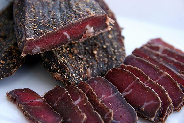 Сушим мясо в домашних условиях