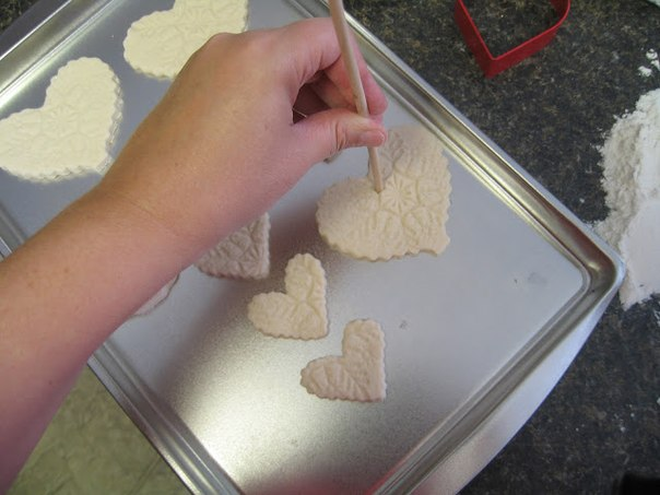Как сушить тесто