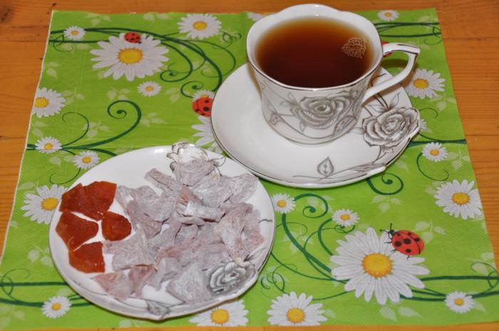Вкусные цукаты из тыквы в духовке
