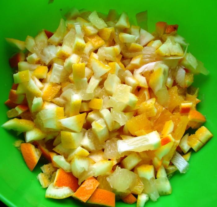 Варенье из тыквы, апельсинов и лимонов на зиму