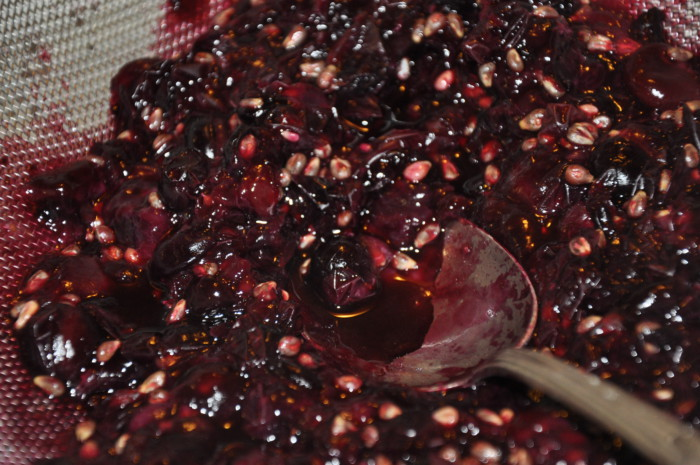 Как сделать виноградное варенье 889