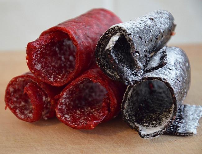 рецепт приготовления пастилы из красной смородины