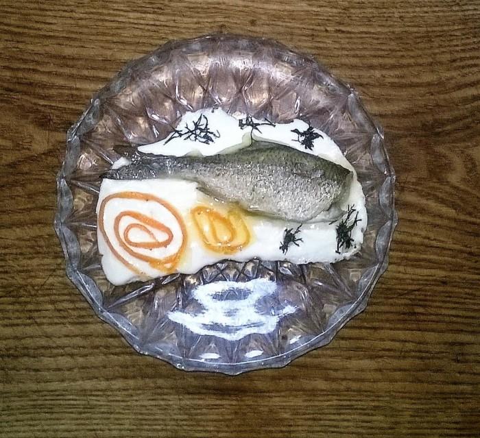 Шпроты из речной рыбы