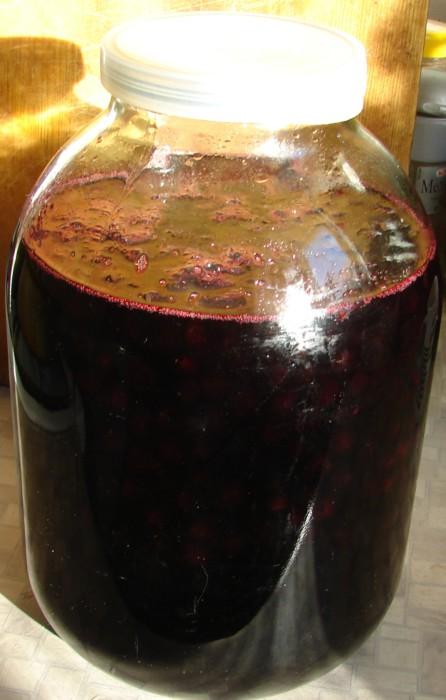 Варенье из черноплодной рябины