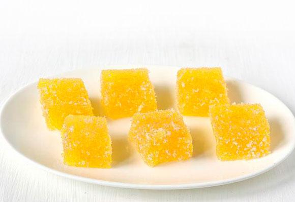 как приготовить мармелад из яблок с лимоном