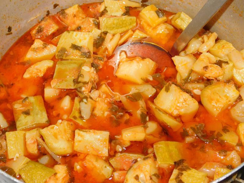 Что приготовить из томатов и кабачков на зиму