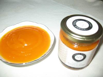 мармелад из моркови