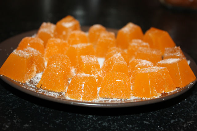 апельсиновый мармелад с цедрой рецепт