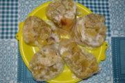 Замороженный запеченный перец на зиму