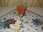 Домашняя настойка из сливы с медом и корицей
