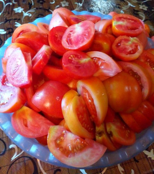 Вкусный домашний томат на зиму быстро и просто 88