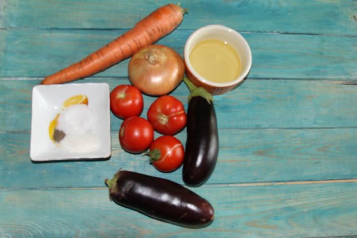 Баклажаны на зиму с чесноком рецепт пошагово