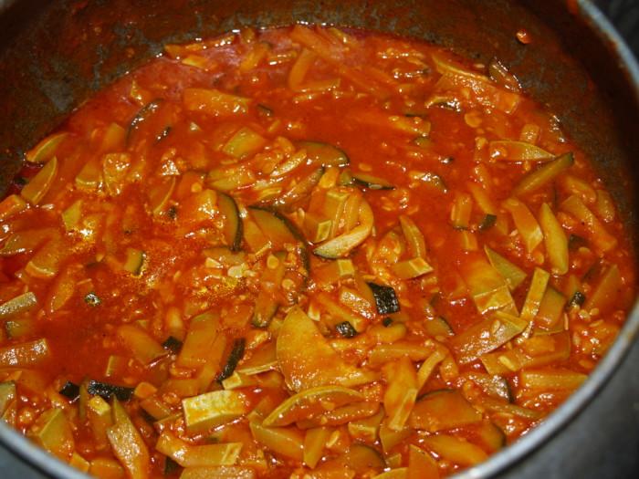 салат рецепт в томате