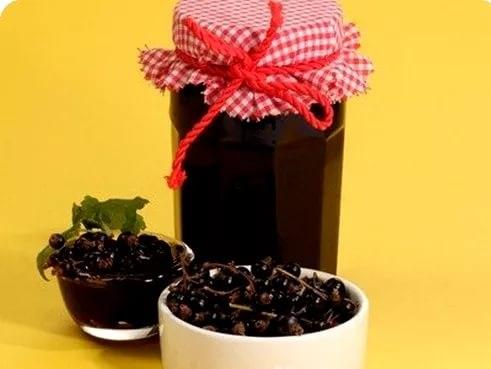 Как сварить варенье из черной смородины – лучшие рецепты
