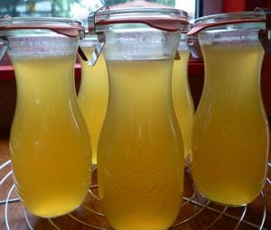 сироп из лимона рецепт