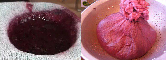 сироп из шелковицы