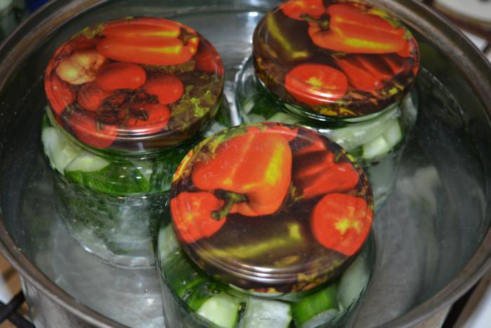 салат из помидор пальчики оближешь фото
