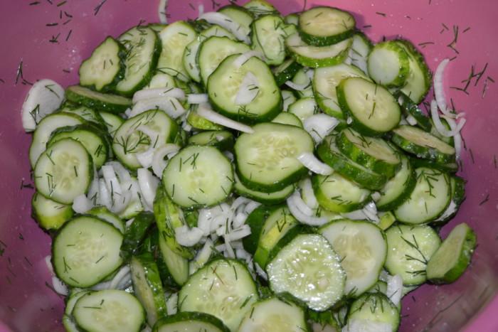 Салат нежинский на зиму рецепты с