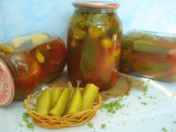Рецепты огурцы острые на зиму фото