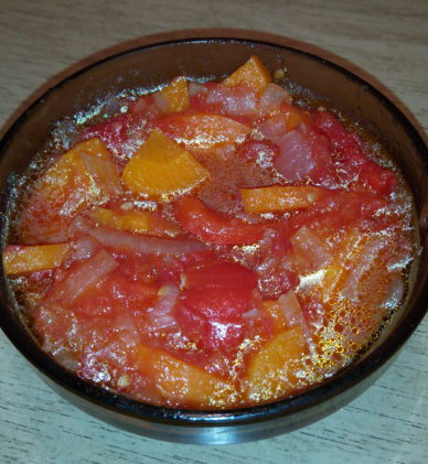 Лечо с морковью на зиму