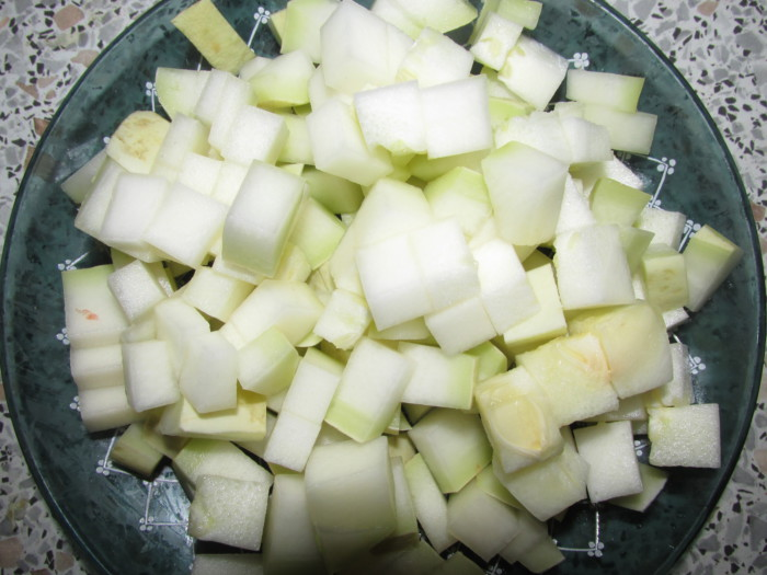 Мексиканская овощная смесь замороженная на зиму