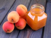Сироп из абрикосов