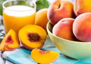 Сироп из персиков