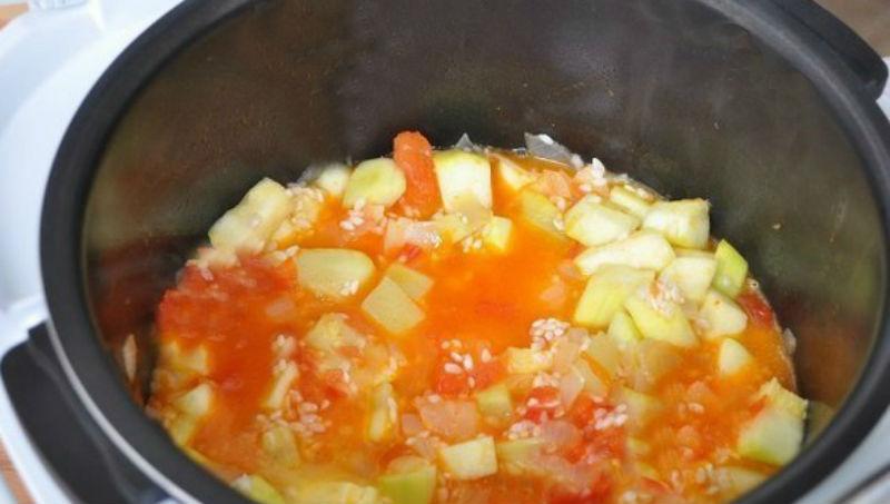 Как приготовить кабачки вкусно в мультиварке рецепты с фото